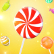 Candy Backgrounds - VideoHive Item for Sale