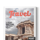 My Travel - 53 Pages Magazine Template - GraphicRiver Item for Sale