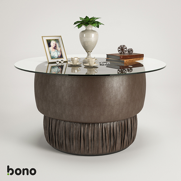 table Bono Chester - 3DOcean Item for Sale