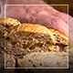 Man Cuts Bread 2 - VideoHive Item for Sale