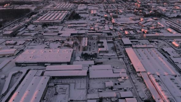 VideoHive Yoshkar-Ola Industrial Zone 20098203