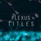 Plexus Titles - VideoHive Item for Sale