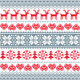Winter Christmas Seamless Pattern - GraphicRiver Item for Sale
