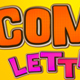 Comic Letters - VideoHive Item for Sale
