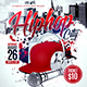 Hiphop City Flyer Template - GraphicRiver Item for Sale