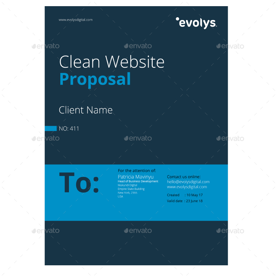 website proposal Writing a web design proposal is not the most fun task, but it's critical to your  survival follow our guidelines to write a winning web design.