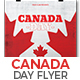 Canada Day Flyer Nulled