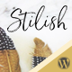 Stilish - Responsive WordPress Blog Theme