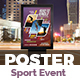 Sport Event Poster