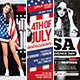 4th of July Flyer Bundle - GraphicRiver Item for Sale
