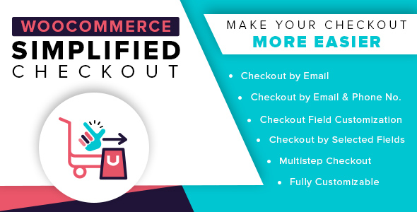 WooCommerce Simplified Checkout - CodeCanyon Item for Sale