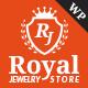 Royal Jewelry WordPress Responsive Theme - ThemeForest Item for Sale