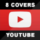 08 Youtube Art Covers | Volume II - GraphicRiver Item for Sale