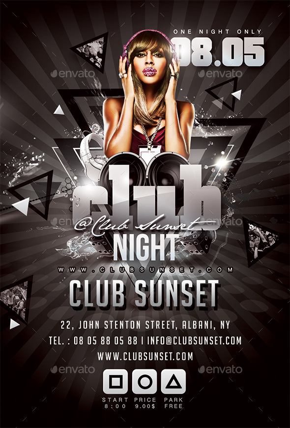 Club Night - Clubs & Parties Events