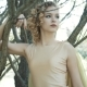 Young Beautiful Model Posing in Forest. Fashion. Photo Session - VideoHive Item for Sale