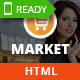 Market - Multipurpose eCommerce HTML Template - ThemeForest Item for Sale