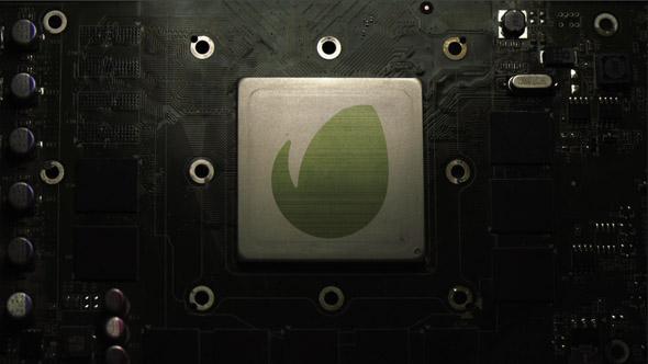 Microchip Logo reveal