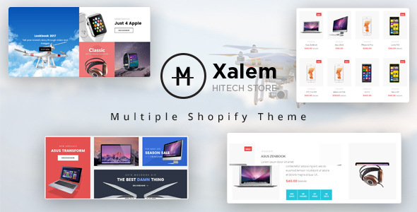 Image of Ap Xalem Shopify Theme