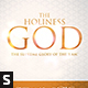 The Holiness of God Church Flyer - GraphicRiver Item for Sale
