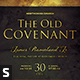 The Old Covenant Church Flyer - GraphicRiver Item for Sale