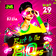 Back to the 80s Party Flyer - GraphicRiver Item for Sale