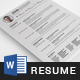 Clean Resume/CV Bundle - GraphicRiver Item for Sale