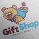 Gift Store Logo Design - GraphicRiver Item for Sale
