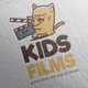 Kids Film Maker Logo Design - GraphicRiver Item for Sale