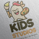 Kids Studios Logo Design - GraphicRiver Item for Sale