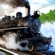 Steam Train Loop 01