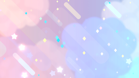 cartoon pastel night sky 2 by tykcartoon videohive
