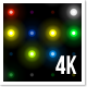 Glowing Colorful Animated Dots - VideoHive Item for Sale