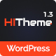 HiTheme - Most Customizable WooCommerce WordPress Theme Nulled