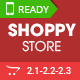ShoppyStore - Responsive Multipurpose OpenCart 2.3 and 2.2 Theme Nulled