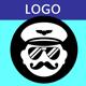 Abstract Piano Logo