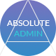 Absolute - Bootstrap 4 /Angular Admin/Dashboard Template Nulled