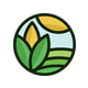 Corn Farm - GraphicRiver Item for Sale