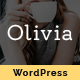 Olivia - Personal Blog & Shop WordPress Theme - ThemeForest Item for Sale