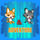Cat & Dog Super Adventure  (Buildbox,Admob Banner & Intertitial) - CodeCanyon Item for Sale