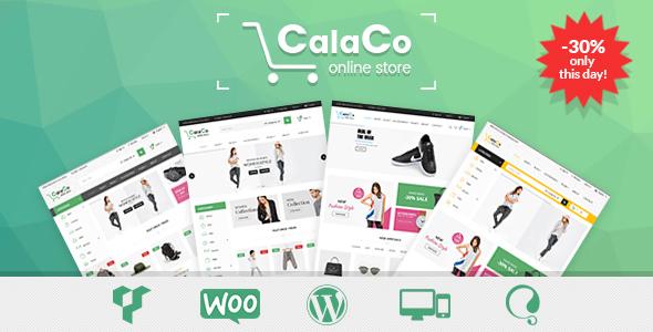 VG Calaco - Clothing and Fashion WordPress Theme - WooCommerce eCommerce