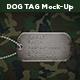 Dog Tag Mock-Up
