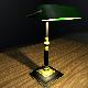 Retro lamp - 3DOcean Item for Sale