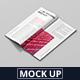 DL Brochure / Magazine Mockup - GraphicRiver Item for Sale