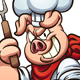 Chef Pig - GraphicRiver Item for Sale