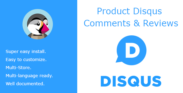 Product Disqus Comments & Reviews - CodeCanyon Item for Sale