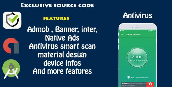 Smart Antivirus - CodeCanyon Item for Sale