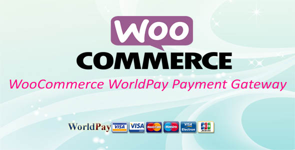 WooCommerce WorldPay Payment Gateway - CodeCanyon Item for Sale