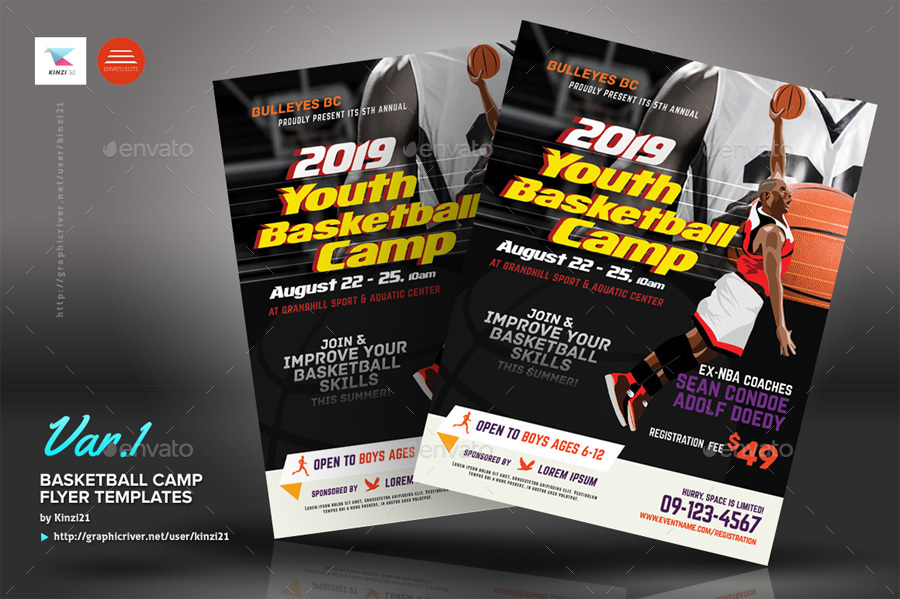 basketball camps flyers - Mersn.proforum.co