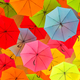 Colourful Umbrella Background - PhotoDune Item for Sale