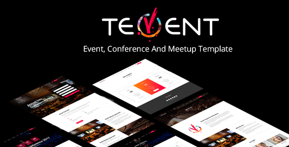Tevent – Conference & Event Template